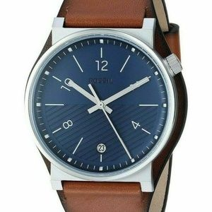 Fossil FS5524 Men's Barstow Leather Watch